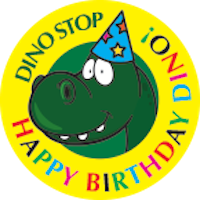 Dino Stop Stores Celebrate the First Birthday of its Baby Dinosaurs